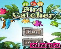 Angry Birds: ловим птиц вместе