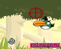 Angry Birds 2 Стреляем по птицам