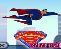 Управляем полетом СУпермена