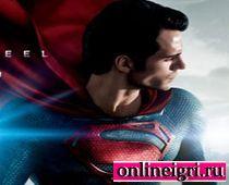 Супермен в битве за город Метрополис
