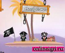 Пираты Карибского Моря лего стиль
