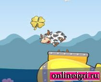 Супер Корова: Субмарина в поисках золота
