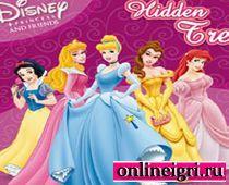 Ищем подарки вместе с принцессами