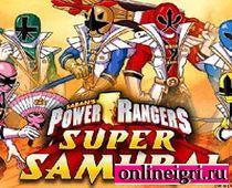 Рейнджеры самураи: новые приключения