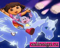 Летай на волшебном коне вместе с Дашей