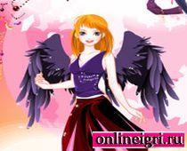 Друзья Ангелов: Анжелика и ее костюм