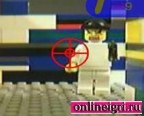 Бандитский Лего лабиринт