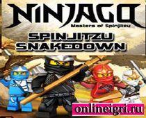 Лего ниндзя: кулак ярости