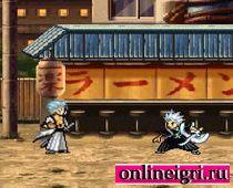 Пиксельные драки самураи 8 бит денди