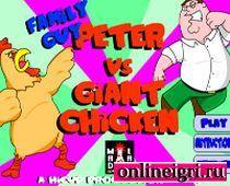 Гриффины: Питер и петух