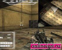 Зомби 3Д: Стрельба