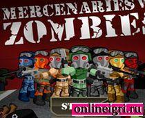 Военная суматоха: Зомби нападают