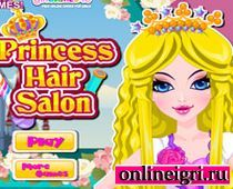 """Салон красоты """"Королевская причёска"""""""