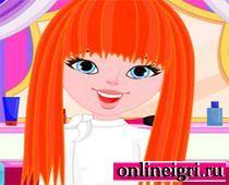 Мини-парикмахерская для маленьких фей
