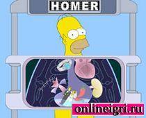 Гомер Симпсон в больнице: Взгляд изнутри