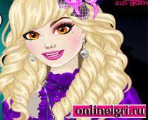 Для девочек: Одеваем девочку вампира