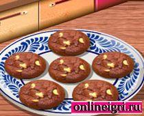 Для девочек: приготовление печенья