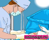 Больница: хирург окулист
