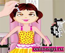 Детский доктор: Окулист проверит твои глазки