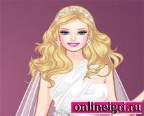 Барби: красивая невеста