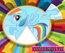 Маленький пони: волшебный пазл