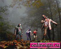 Ходячие мертвецы: Не ходи в лес