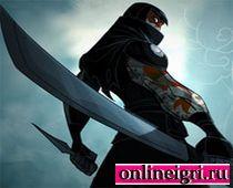 Ниндзя смерти с мечом