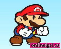Марио в стиле Денди