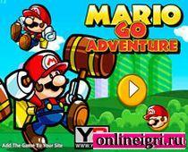 Марио в приключениях стиль лего