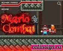 Файтинг братьев Марио