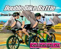 Велогонки на двоих велосипедистов