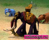 Битвы на слонах на двоих