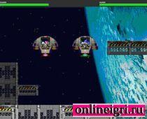 Соник Икс: Космическая бойня на двоих