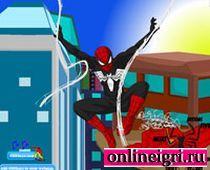 Одевалка: Человек паук