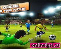 На двоих симулятор футбола
