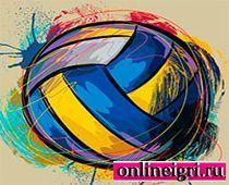 Повелитель волейбола на Двоих