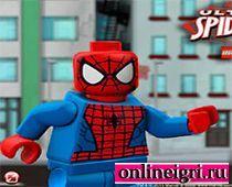 Лего: Спайди и друзья