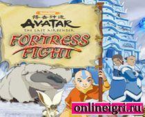 Аватар в сражениях за крепость