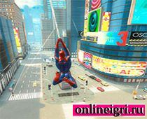 Человек Паук в 3Д: Враг в отражении