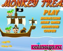 Пираты Карибского моря и сокровища