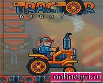 Покатушки на комбайнах и тракторах