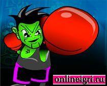 Бокс: Мультяшки