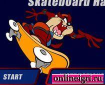 Дисней: Скейт и Тасманский Дьявол