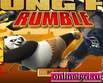 Кунг Фу Панда: сражение в 3Д