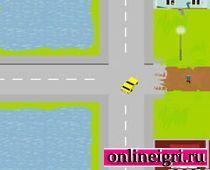ГТА на трассе: опасная поездка