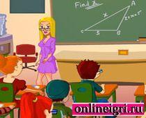 Приколы в школе над учителем
