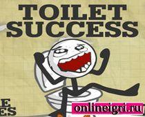 Приколы человечка в Туалете
