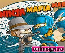 Ниндзя против мафии в стрелялке