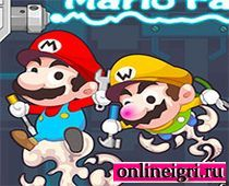 Мир супер-братьев Марио на двоих