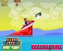 Марио и акробатика на скутере